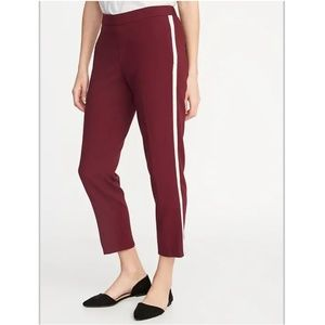 NWT Old Navy Mid-Rise Pull-On Straight Pants